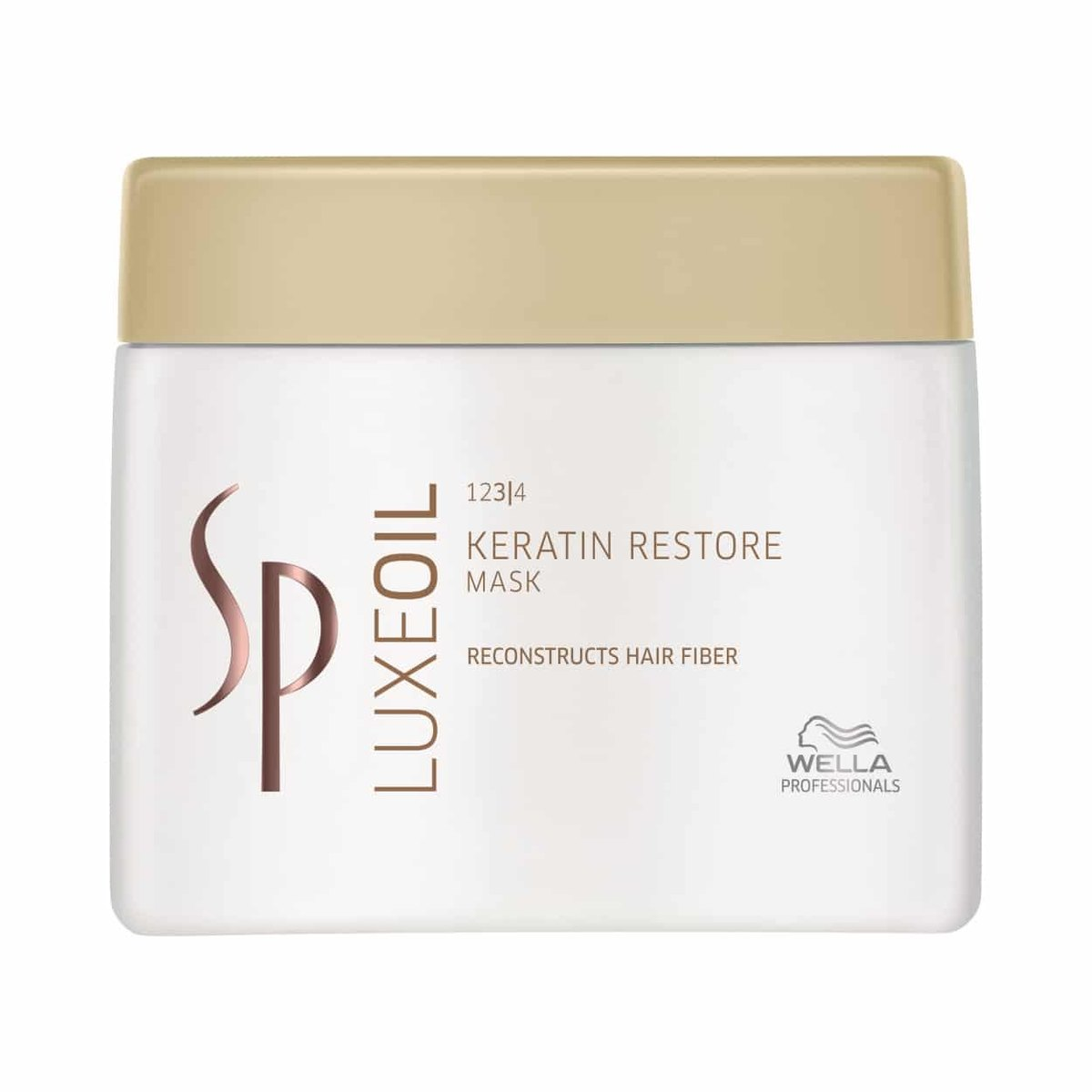 Wella SP Luxe Oil Keratin Restore Máscara de Tratamento 400ml