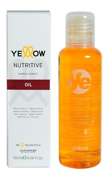 Yellow Nutritive Oil Care 120ml