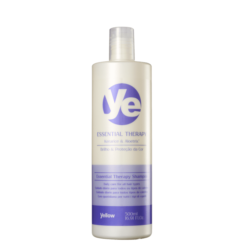Yellow Ye Essential Therapy Shampoo 500ml