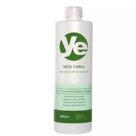 Yellow Ye New Form Shampoo Neutralizante 500ml