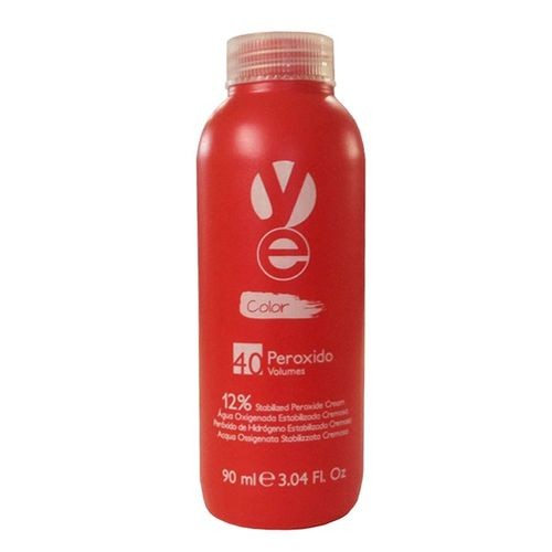 Yellow Ye Peróxido Água Oxigenada - 40 Volumes 12% - 90ml