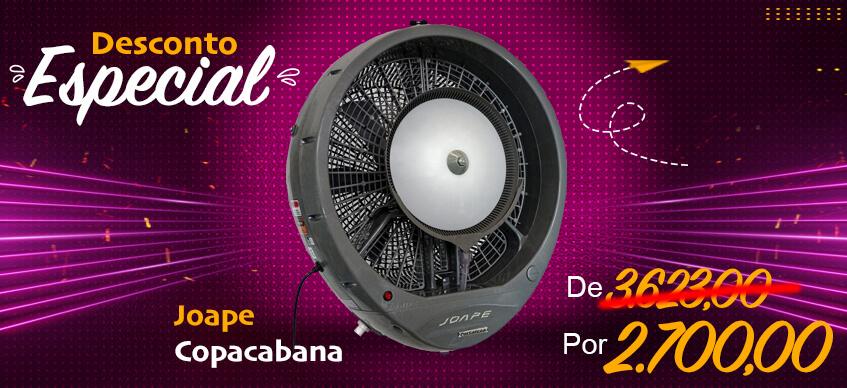 climatizador joape copacabana com super desconto especial