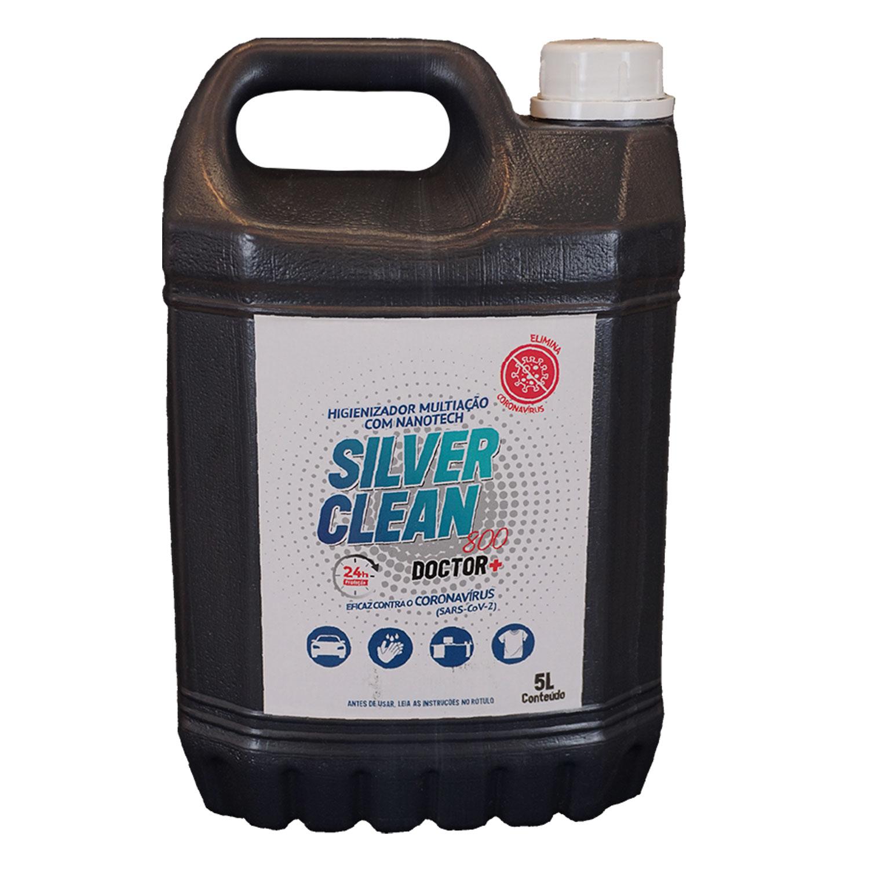 Silver Clean 5 litros