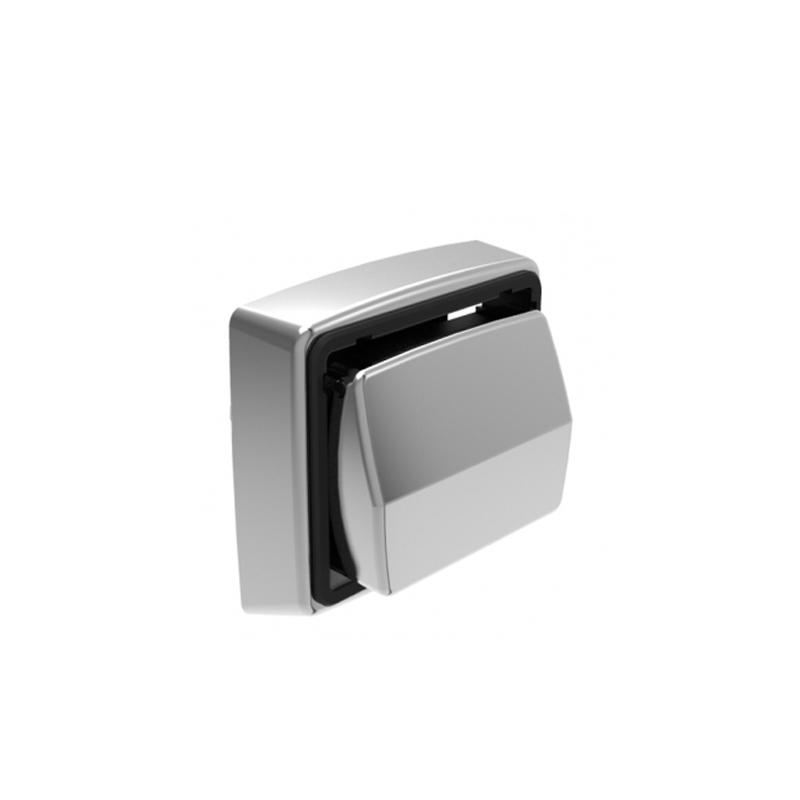 Acabamento Válvula Descarga Universal Cromada 340310 Blukit