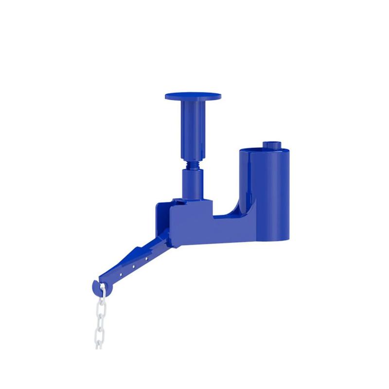 Adaptador Base Circular Para Mecanismo Convencional 9517-1 Censi