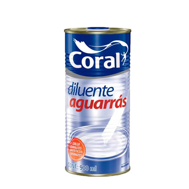 Aguarras 900mL Coral