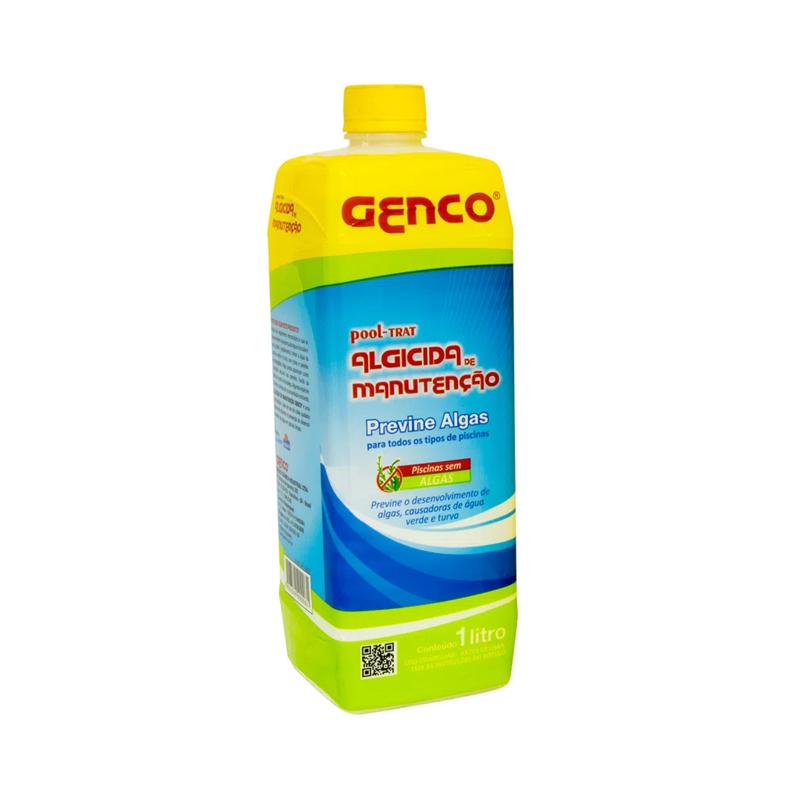 Algicida Manutenção 1L Genco