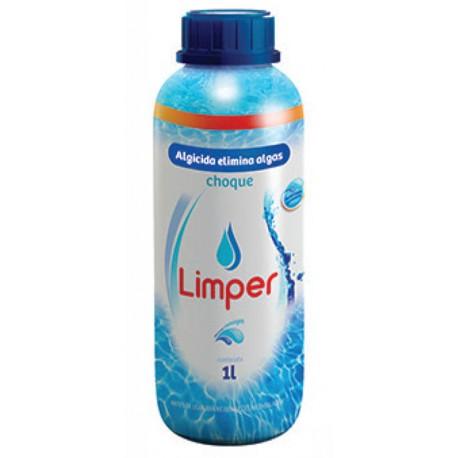 Algicida Manutenção 1L Limper