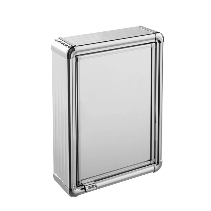 Armario Aluminio De Sobrepor 29 x 29Cm Lbp10S Astra