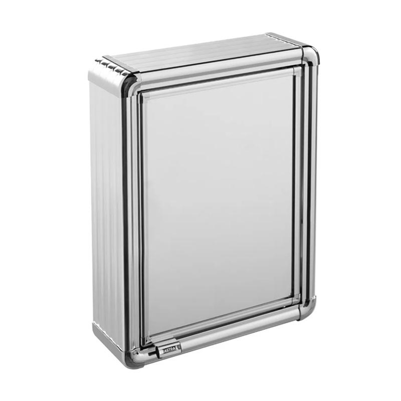 Armario Aluminio De Sobrepor 35 x 45Cm Lbp12/S Astra