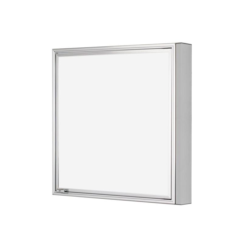 Armario Cris-Branco De Sobrepor 43 x 51Cm 1131 Cris-Metal