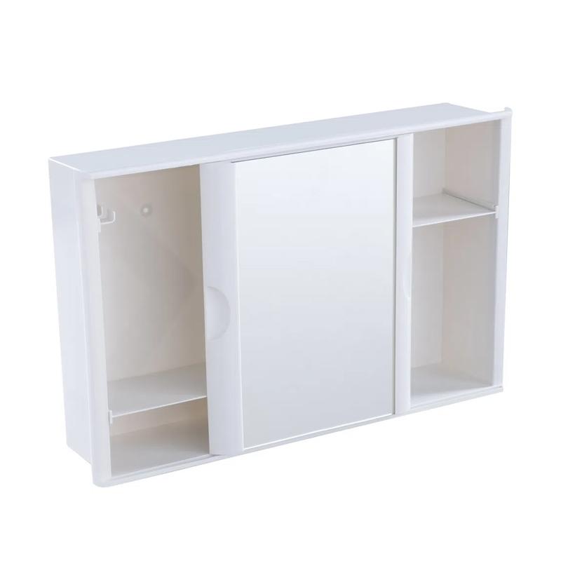 Armário Plástico 28,6 x 41 A21 Branco Astra