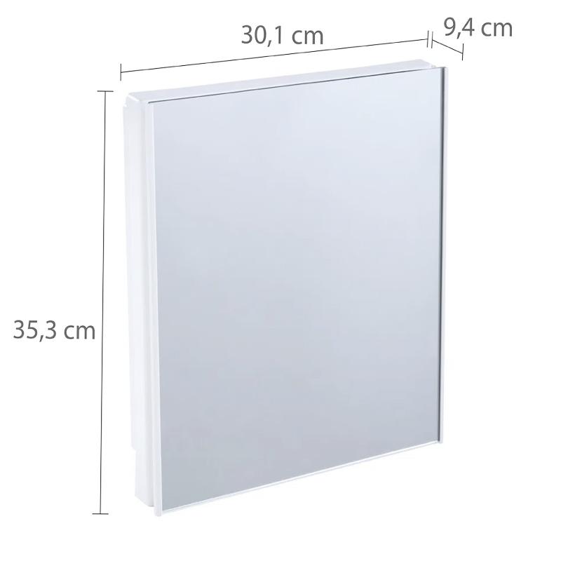 Armario Plastico 35 x 30 A41 Branco Astra