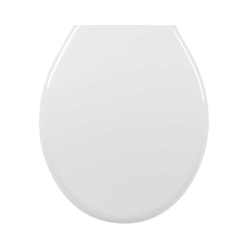 Assento Almofadado Confort Plus Branco Celite