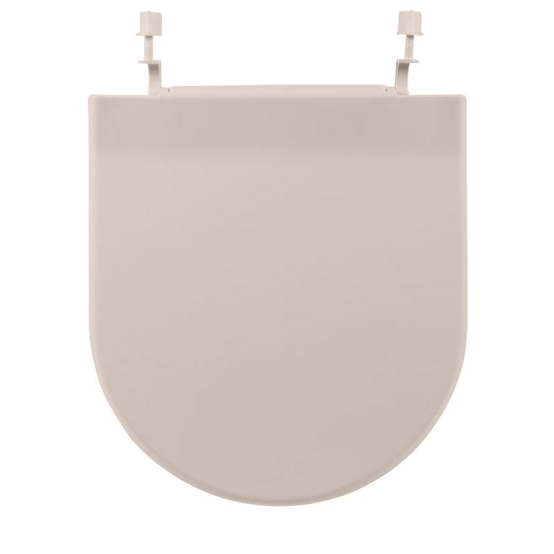 Assento Tcp-K Calypso Almofadado Cinza Platina 48