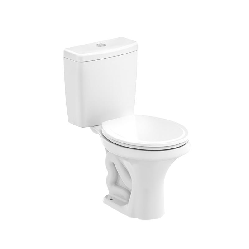 Bacia Com Caixa Zip 3-6L Branco Conjunto Incepa