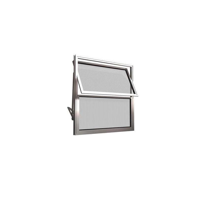 Basculante Alumínio Com 2 Folhas 30A x 30L 101 Clm