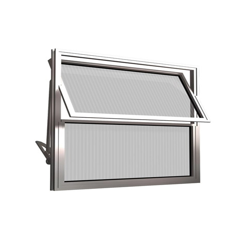 Basculante Aluminio Com 2 Folhas 40 x 60 75 Clm