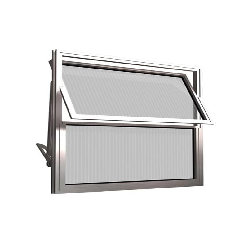 Basculante Aluminio Com 2 Folhas 40A x 60L 75 Clm