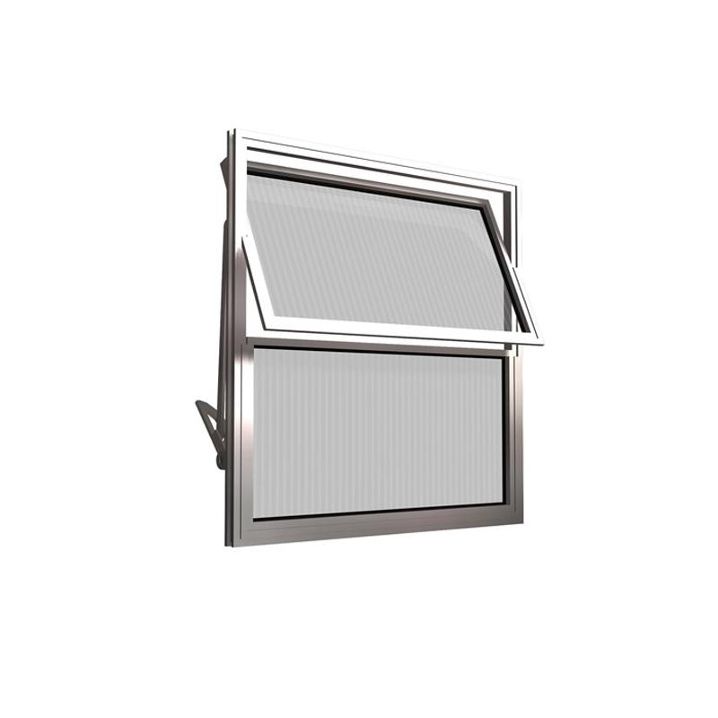Basculante Aluminio Com 2 Folhas 50A x 50L 76 Clm