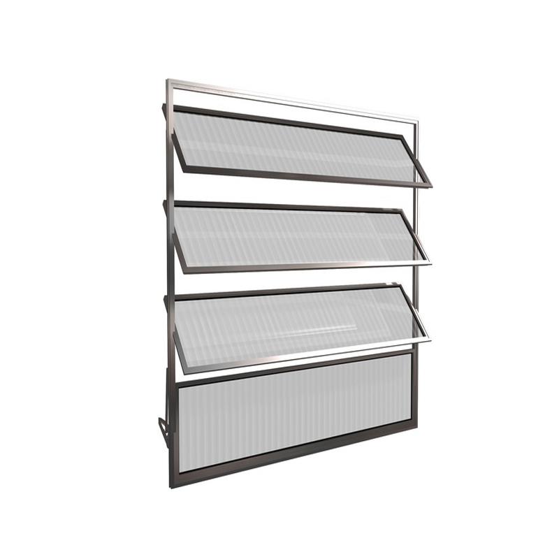 Basculante Alumínio Com 4 Folhas 80A x 60L 569 Clm