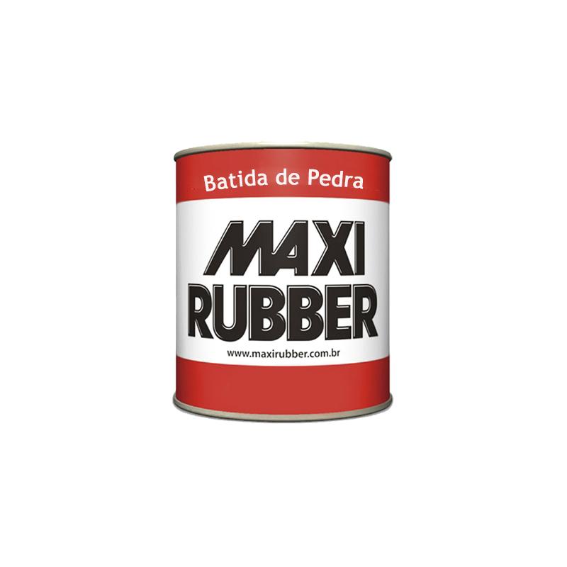 Batida De Pedra 900mL Cinza Maxi Rubber