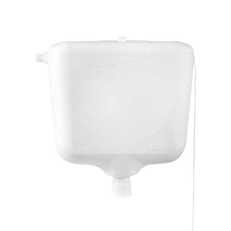 Caixa De Descarga Externa C17/S Branco 1 Astra