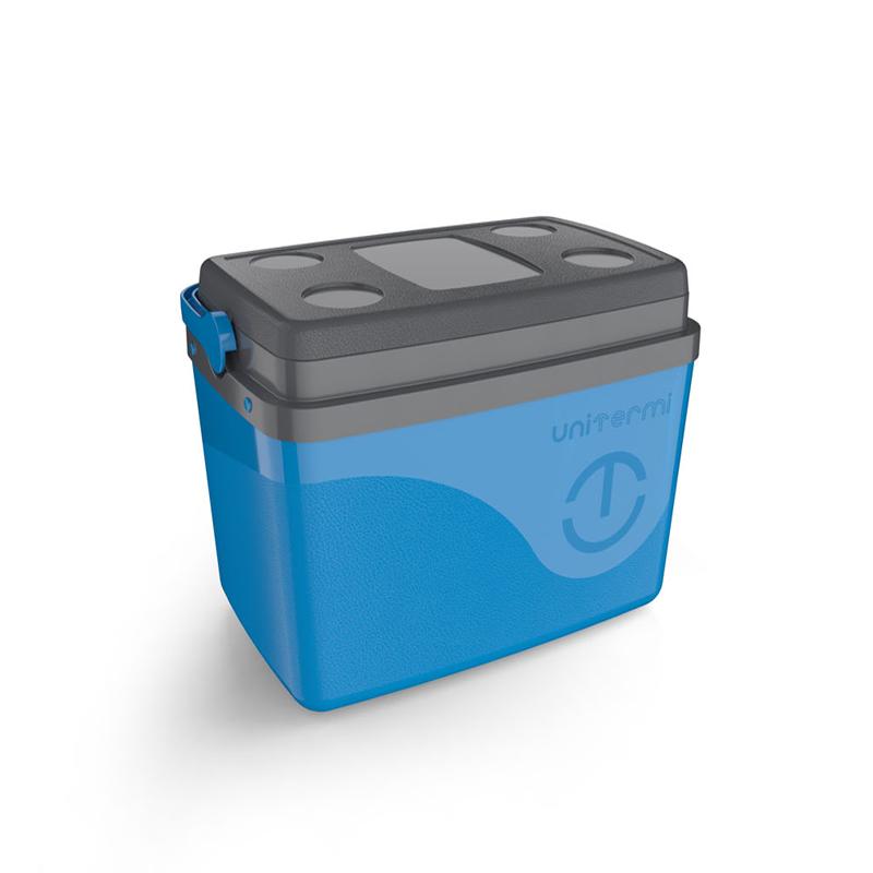 Caixa Termica 30L Floripa Azul Unitermi