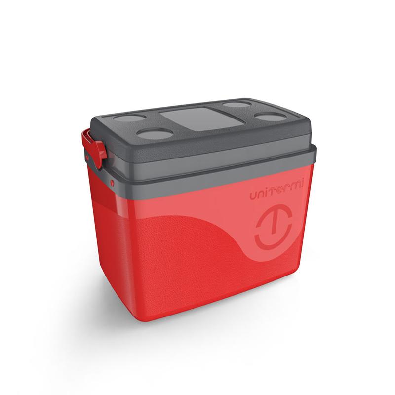 Caixa Termica 30L Floripa Vermelha Unitermi
