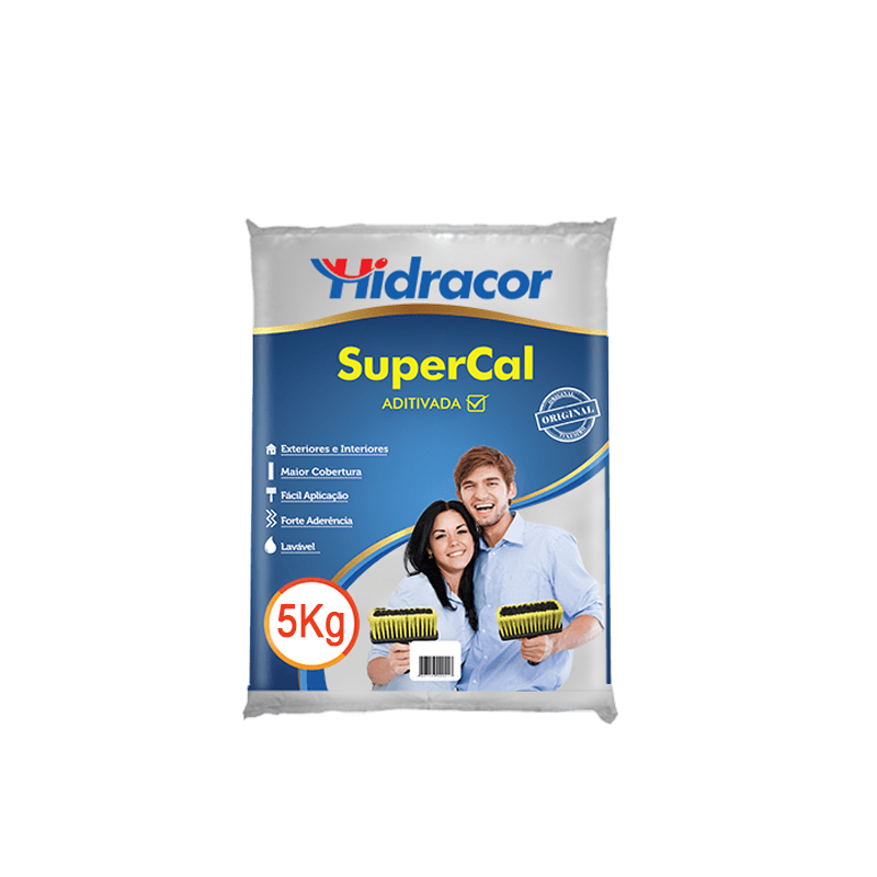 Cal 5Kg Hidracor