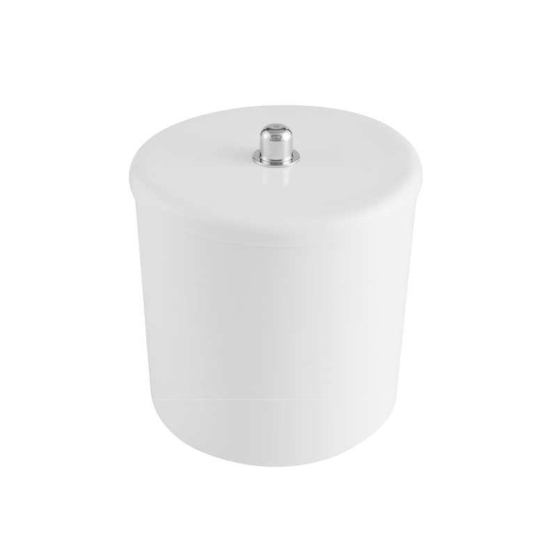 Cesto Plástico Ct4 Branco 1 Astra