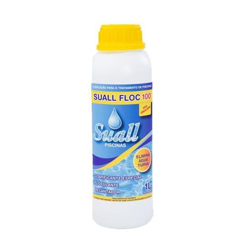 Clarificante Floc 100 1L Suall