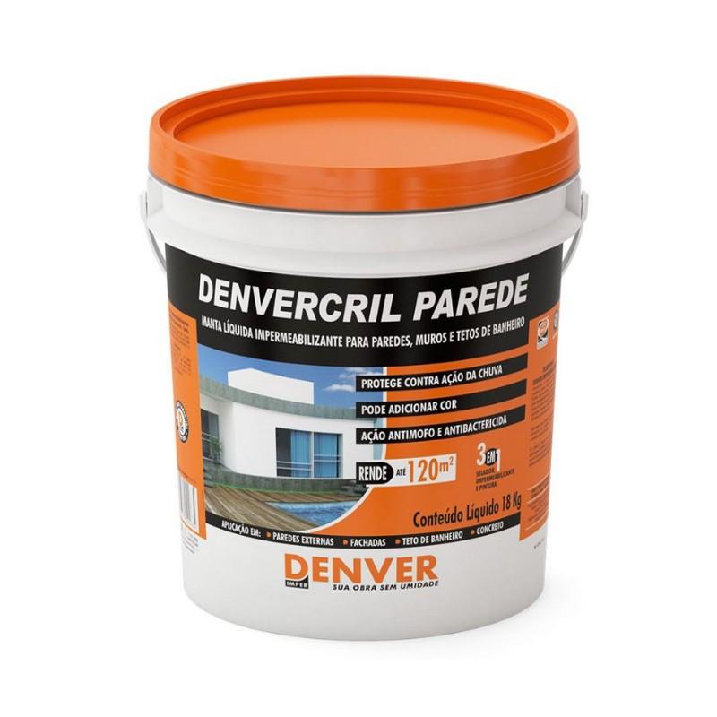 Denvercril Parede 18Kg Manta Liquida Denver