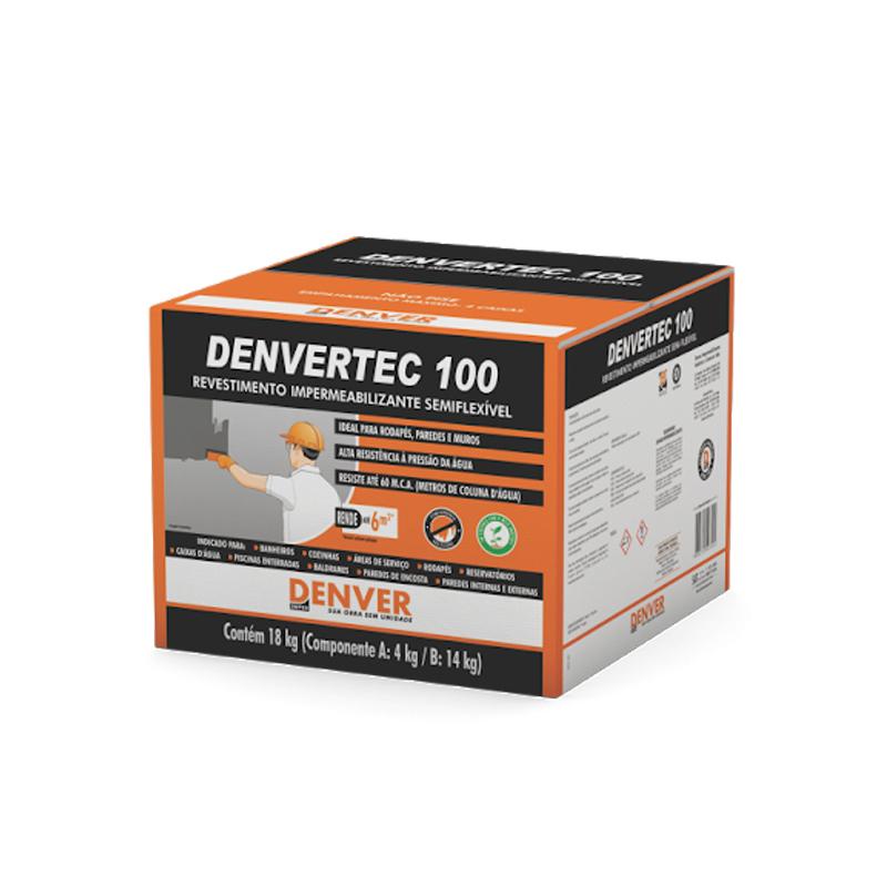Denvertec 100 Semi Flexivel 18Kg Denver