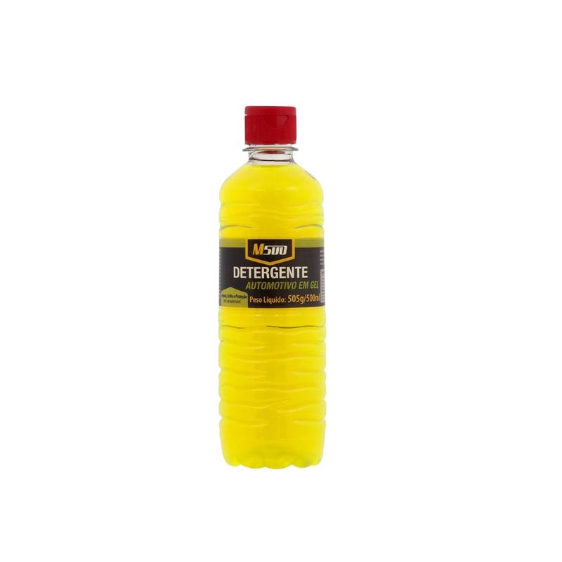 Detergente Gel 500mL M500