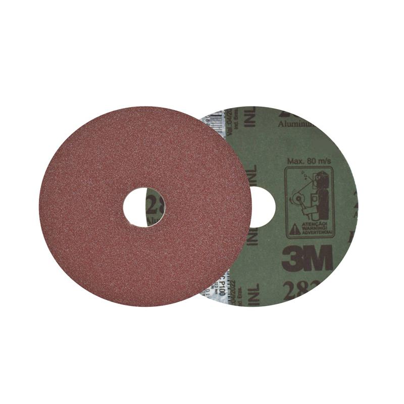 Disco De Lixa 115mm Grão 120 3M