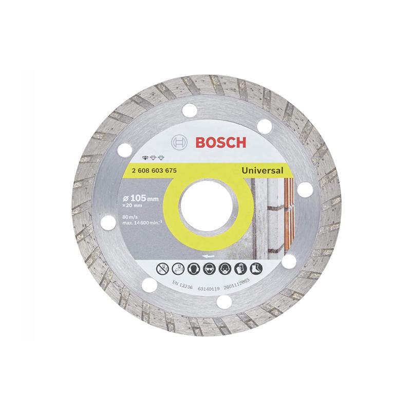 Disco Diamantado Standard Turbo 2608603675 Bosch