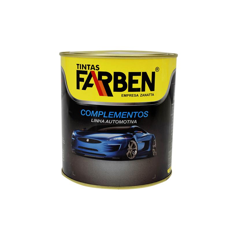 Emborrachamento Preto Auto 900G Farben