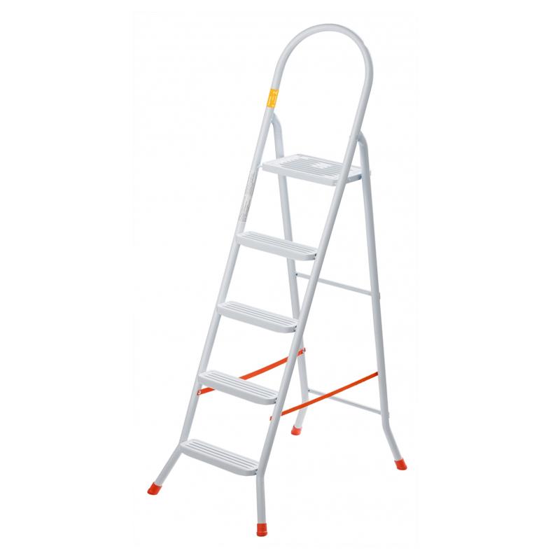 Escada De Aço Com 5 Degraus Maxutil EP315 Utimil