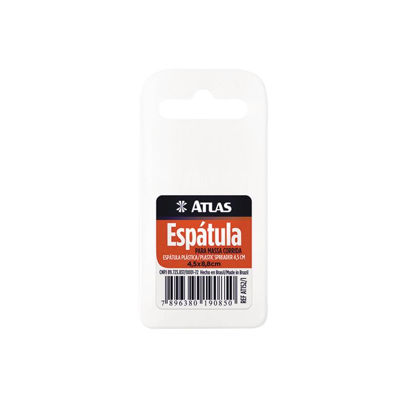 Espátula Plástica 4,5Cm 152-1 Atlas