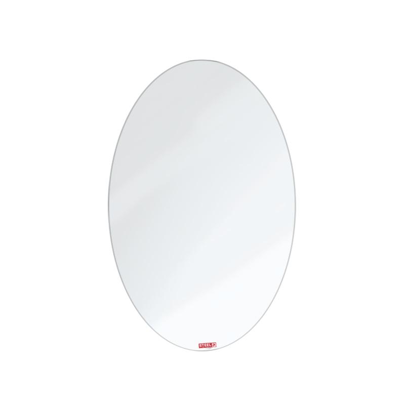 Espelho Oval 3mm ES24 Steel