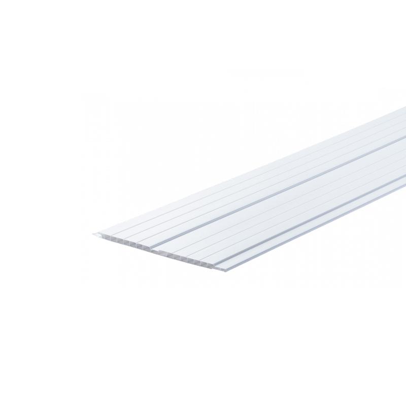 Forro PVC Canelado Branco (Flash) Araforros