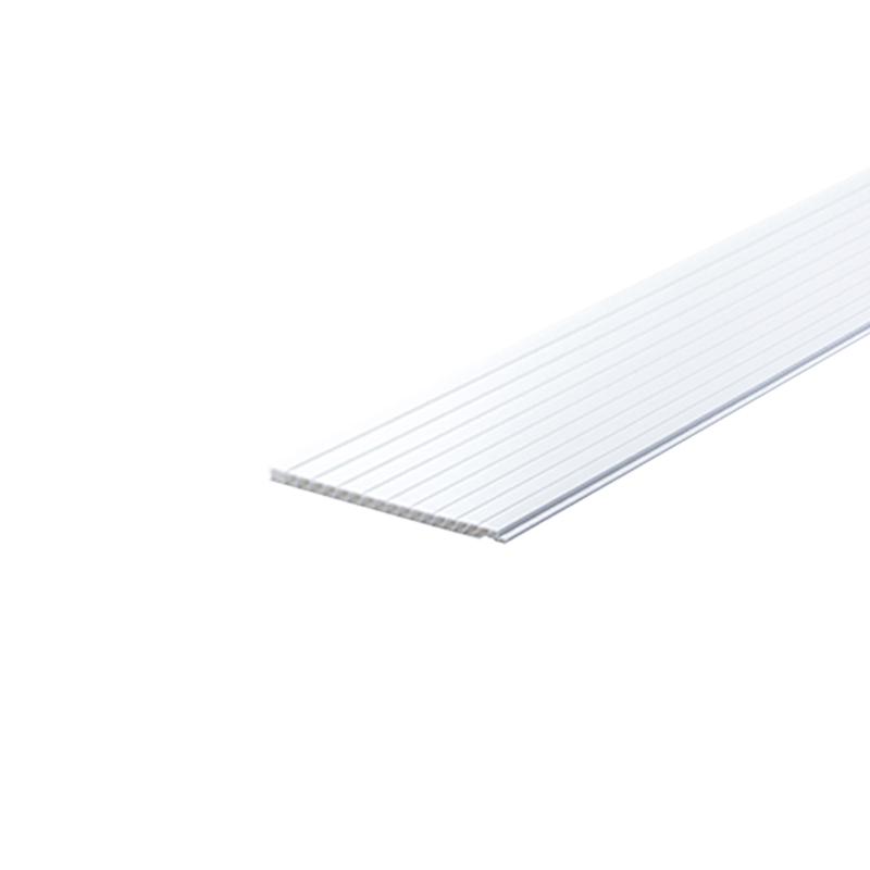 Forro PVC Frisado Branco Slim Araforros