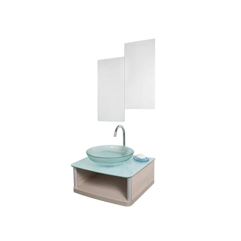 Gabinete Cris-Wood Com Espelho 50Cm 950 Crismetal
