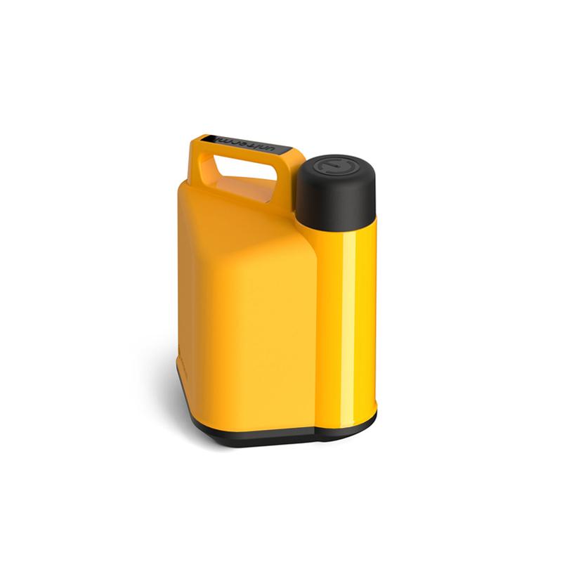 Garrafão Térmico Turim 5L Amarelo 71154 Unitermi