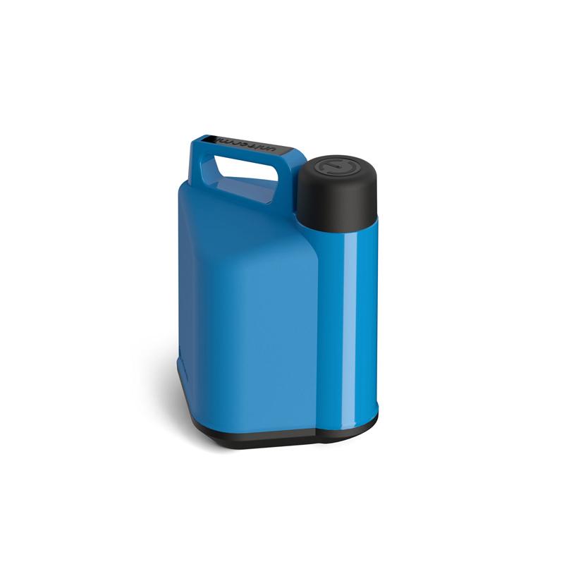 Garrafão Térmico Turim 5L Azul 71151 Unitermi