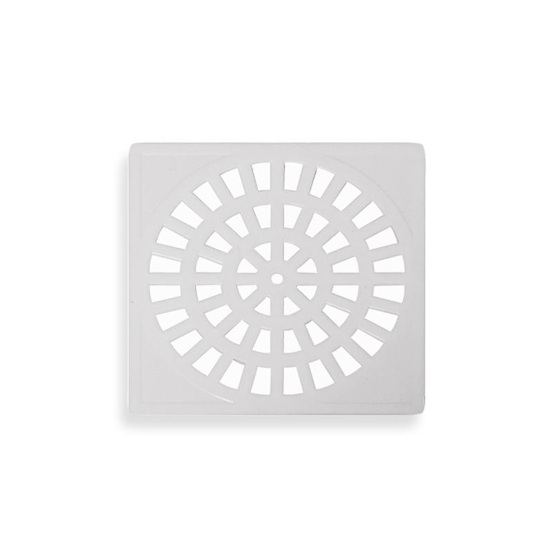 Grelha Plastica Quadrada 100Mm Gr9 Astra