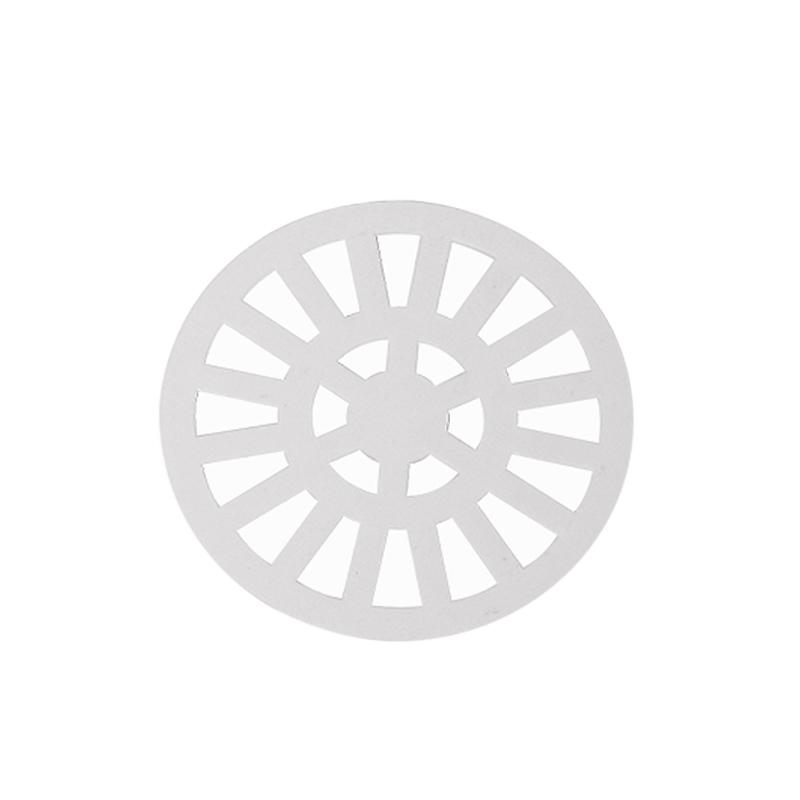 Grelha Plástica Redonda 100mm Gr1 Astra