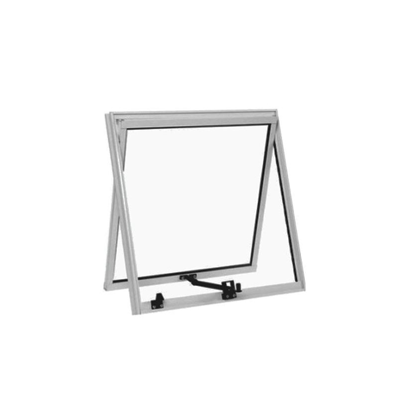 Janela Max-Ar Quadrada Alumínio 0,40 x 0,40 6003 Lider