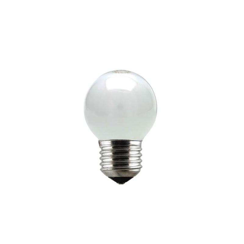 Lampada Bolinha Leitosa 15W 127V Taschibra
